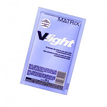 Caja x12 Polvo Decolorante x50g VLIGHT MATRIX