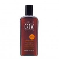 Crew Daily Shampoo para cabello normal a graso x 250ml American Crew