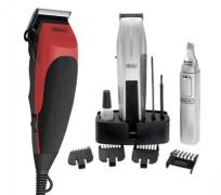 Maquina de Corte Home Cut 20 Piezas Wahl + Trimmer + Nasal Mustache & Beard Wahl