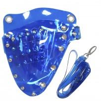 Portaherramientas de PVC Azul / Rojo LucyDan