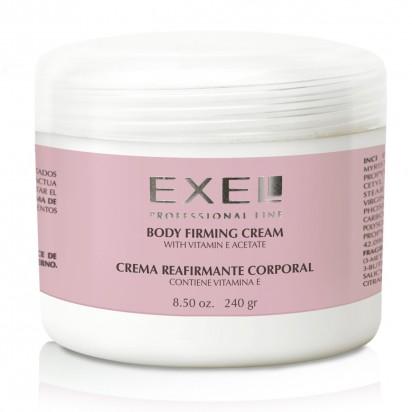 Crema Reafirmante Corporal con Vitamina E x 240grs Exel