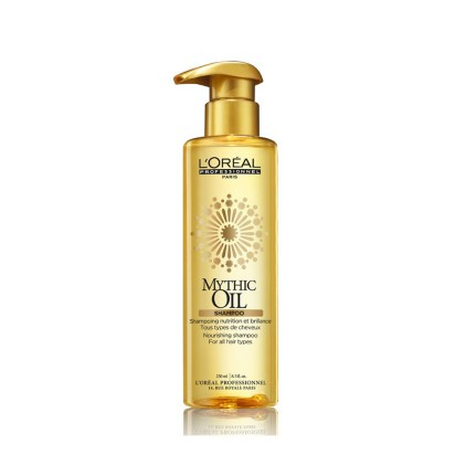Shampoo Mythic Oil Nutricion y Brillo x 250ml L'Oreal Professionnel