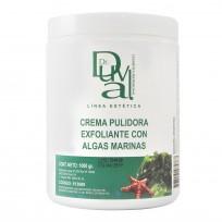 Crema Pulidora Exfoliante con Algas Marinas x1kg. Dr Duval
