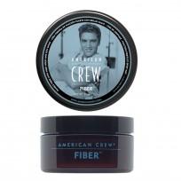 Fiber Cera Fibrosa de peinado Fijación fuerte sin brillo x 85gr. American Crew