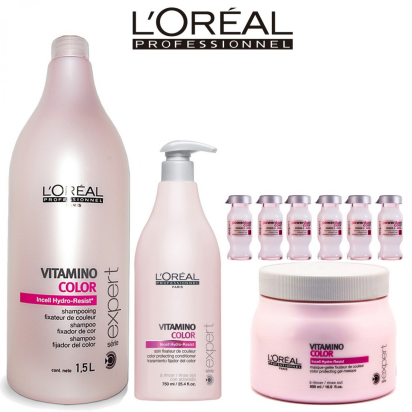 Pack Vitamino Color Serie Expert Loreal Professionnel