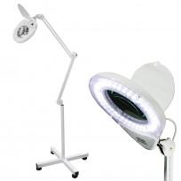 Lupa Luz LED Multifocal para Cosmetología Teknikplus