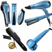 Combo Pack Maquinas Profesionales + Pack Plancha y Secador + Miracurl + Split Ender