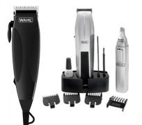 Maquina de Corte Home Cut 16 Piezas WAHL + Trimmer + Nasal Mustache & Beard