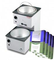 Calentador de Cera Para Depilación Ceratermic 4.5K Arcametal + 4  Ceras Depilatoria x 1kg