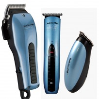 Pack Profesional Maquina de Corte SuperMotor + Patillera Recargable Stealth Babyliss PRO + Trimmer Dibujo The Pattern