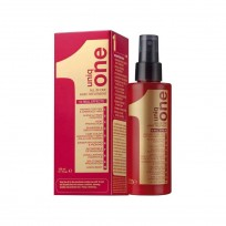 Tratamiento Uniq One 1 Brillo Antifrizz Sedosidad Revlon