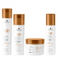 Promo Pack Q10 Schwarzkopf Shampoo Q10 x250 +Acondicionador Q10 x200 + Tratamiento Q10 x200 + Regalo Spray Q10 x200
