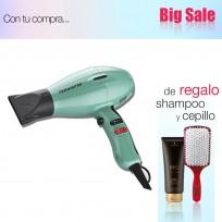 Secador  de Pelo Profesional True Colors Extreme 5000 Teknikpro + Shampoo Schwarzkopf y Cepillo de Regalo!!