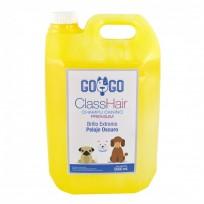 Shampoo Premium Para perros Brillo Extremo Pelaje Oscuro x 5000ml - Uso Profesional Peluquerías Caninas