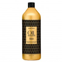 Shampoo Micro-Oil con aceite de Argán x 1000ml Oil Wonders Matrix