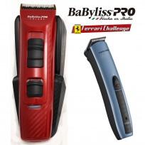 Máquina de Corte Profesional Babyliss Pro X2 Ferrari Volare +  Trimmer de Corte Stealth Recargable Babyliss Pro