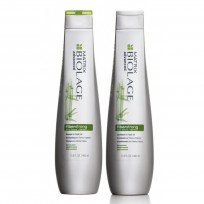 Pack Biolage FiberStrong: Shampoo + Acondicionador x 400ml Matrix + REGALO!!!