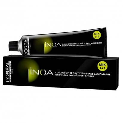 Tintura Inoa L'Oréal Professionnel Sin Amoníaco - Coloración x 60grs.