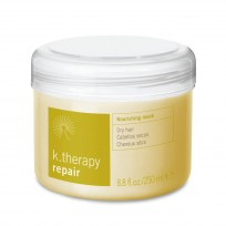 Mascarilla Nourishing Mask para cabellos secos Repair k.therapy x 250ml Lakmé