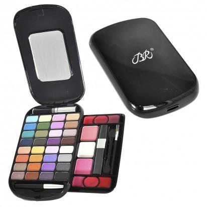 Kit de Maquillaje Extra Pearl Shine 43 Colores BR Cosmetics
