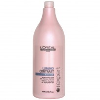 Shampoo Serie Expert Lumino Contrast x 1500ml Loreal Professionnel
