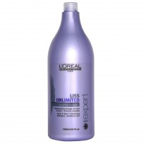 Shampoo Serie Expert Liss Unlimited x 1500ml Loreal Professionnel
