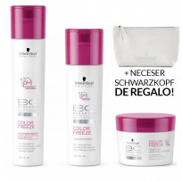 Pack BC Color Freeze: Shampoo x 250ml + Acondicionador x 200ml + Tratamiento x 200g