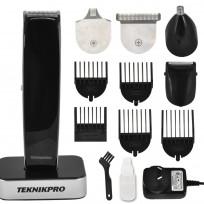 Máquina de Corte Profesional Silver Black 5 en 1 TeknikPro