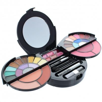 Kit de Maquillaje Mineralizado Circular Chico Beauty Revolution BR Cosmetics