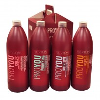 Pack Proyou 4 Shampoo x1000ml
