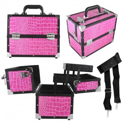 Maletin Profesional Rosa Fashion 3201
