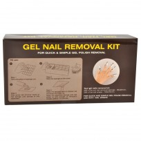 Kit Gel Nail Removal