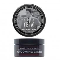 Grooming Cream Crema para fijación y brillo fuertes x 85gr. American Crew