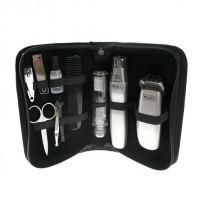 Kit de aseo personal para viajes Nasal y Mini Trimmer Travel Gear Wahl