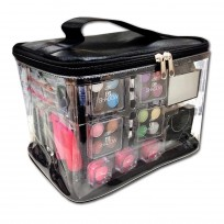 Set De Maquillaje Cosmetic Beauty Case BR Cosmetics