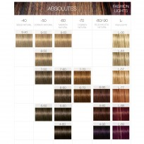 Promo Coloración Schwarzkopf: 16 tinturas Igora + Oxidante x 1000ml
