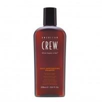 Crew Daily Moisturizing Shampoo para todo tipo de cabellos x 250ml American Crew