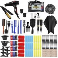 Kit Student Set LucyDan + Secador + Plancha TeknikPro